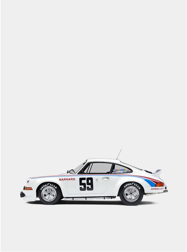 1973, Porsche 911RSR 2.8 Brumos Daytona SE 1:18 Scale Model