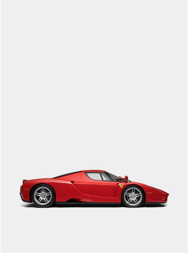 Enzo Ferrari 2002 1:8 Scale Model