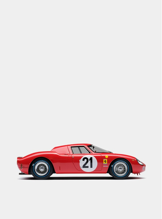 Ferrari 250LM, Le Mans 1965 1:18 Scale Model