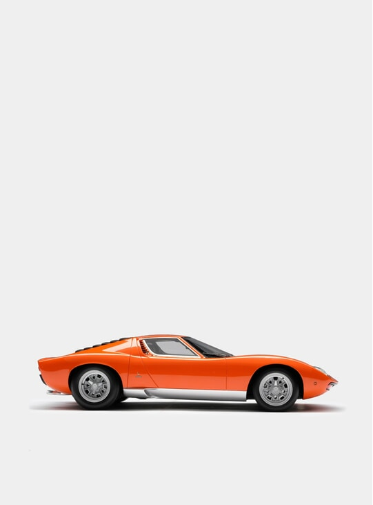 Lamborghini Miura 1:18 Scale