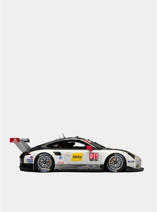 Porsche 911 RSR 1:18 Scale Model
