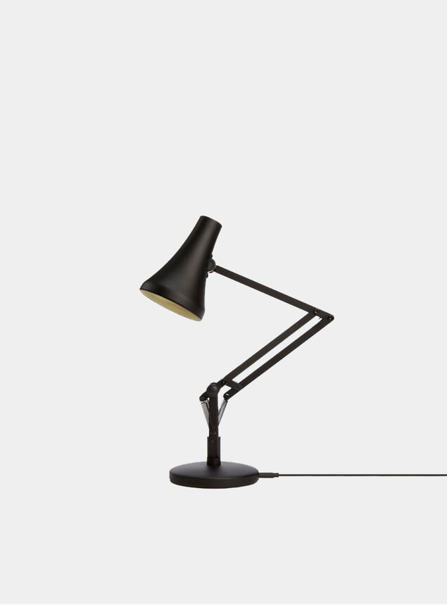 Black 90 Mini Mini Carbon Desk Lamp