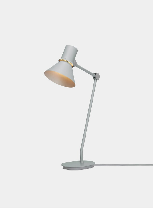Grey Mist Type 80 Desk Lamp
