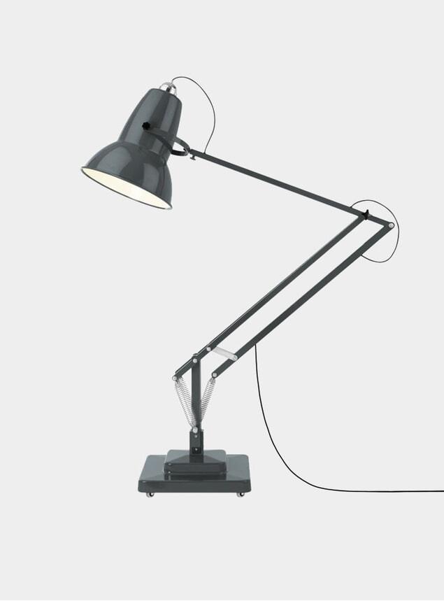 Slate Grey Original 1227 Giant Floor Lamp