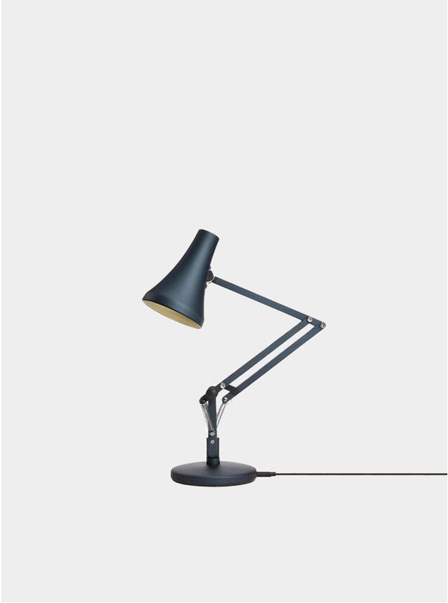 Steel Blue & Grey 90 Mini Mini Desk Lamp