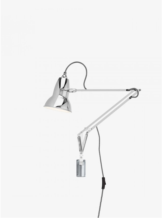 Chrome Original 1227 Wall Mounted Lamp