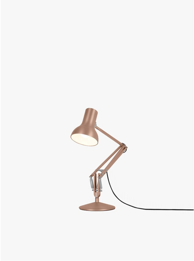 Copper Lustre 75 Mini Metallic Lamp