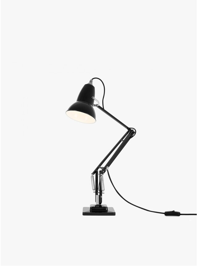 Jet Black Original 1227 Desk Lamp