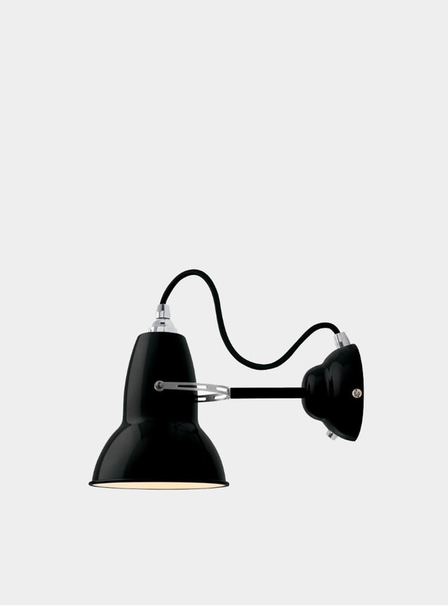 Jet Black Original 1227 Wall Light
