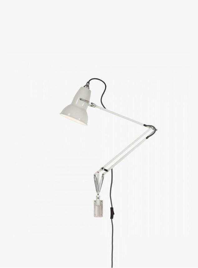 Linen White Original 1227 Wall Mounted Lamp