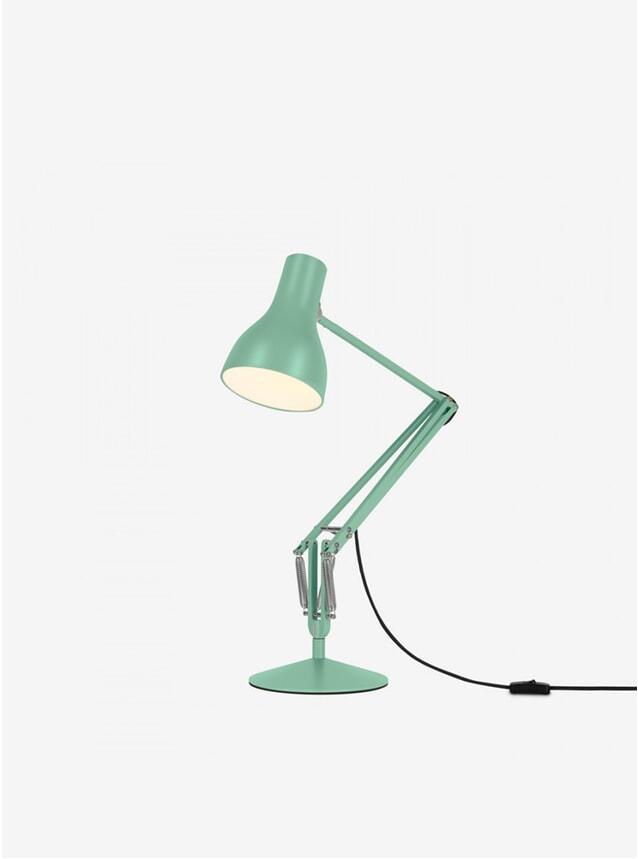 Seagrass MHL X Angelpoise Type 75 Desk Lamp