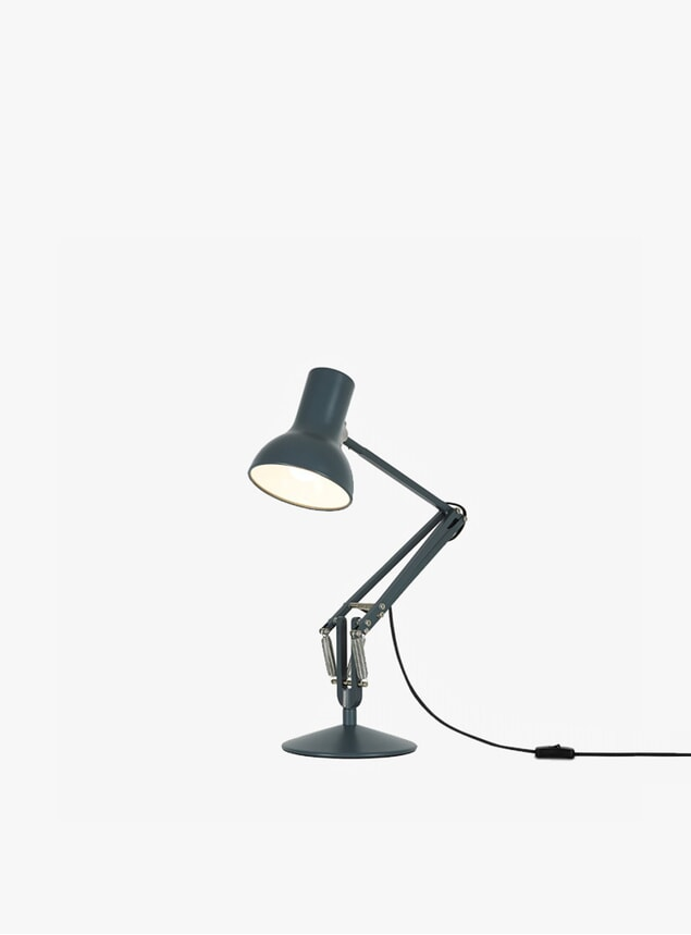Slate Grey Mini Type 75 Desk Lamp