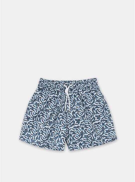 Blue Ocean Swim Shorts