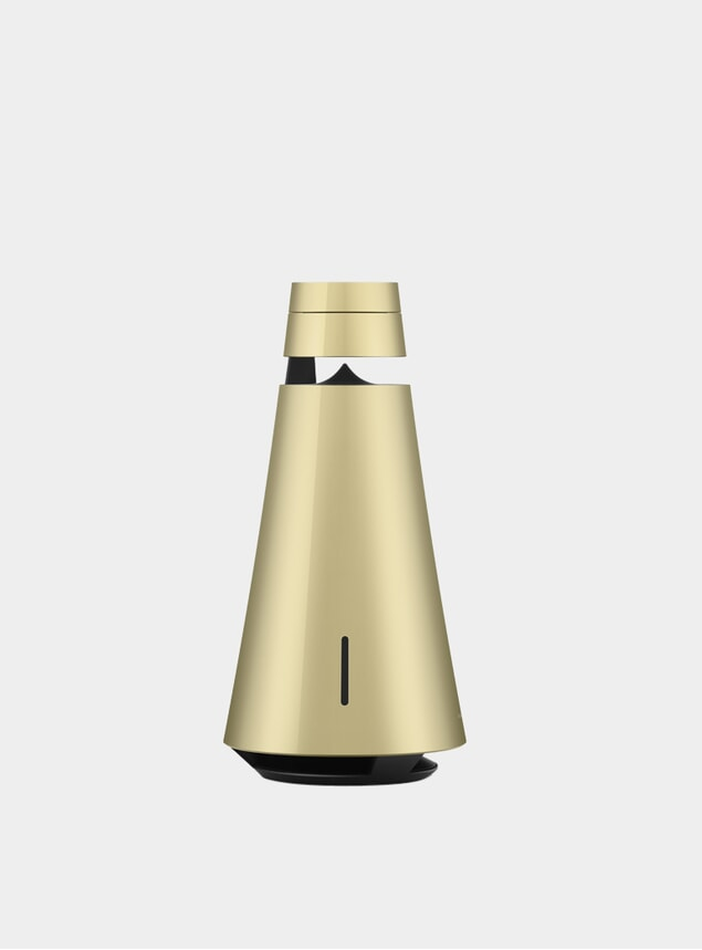 Brass BeoSound 1 Smart Speaker