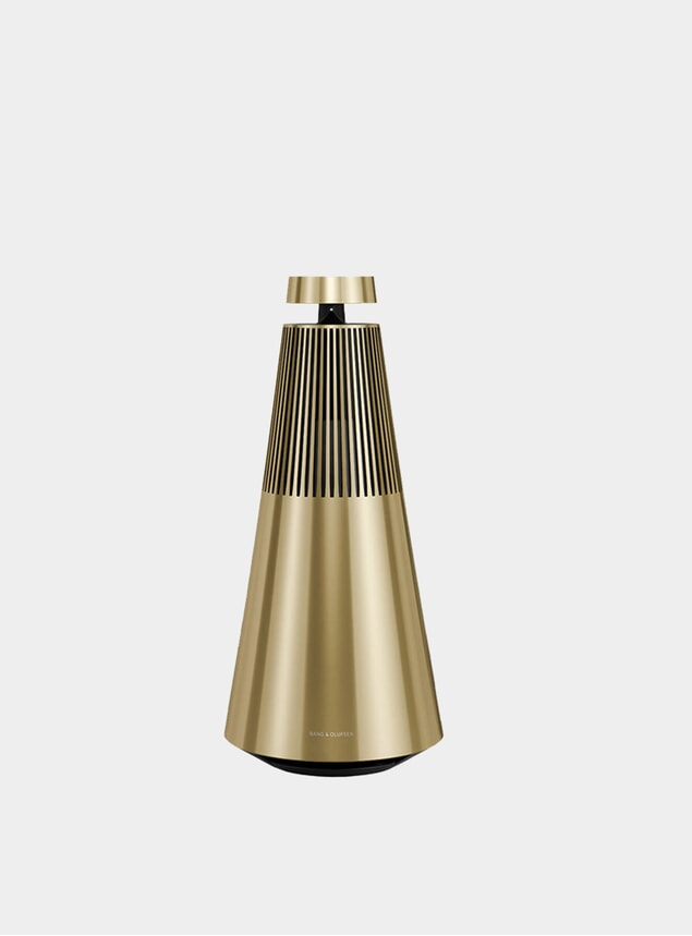Brass BeoSound 2 Smart Speaker