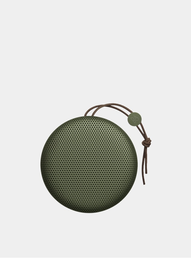 Moss Green Beoplay A1 Portable Speaker