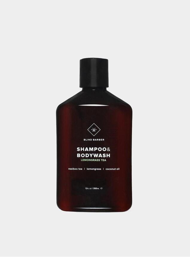 Lemon Grass Tea Shampoo and (Bodywash)