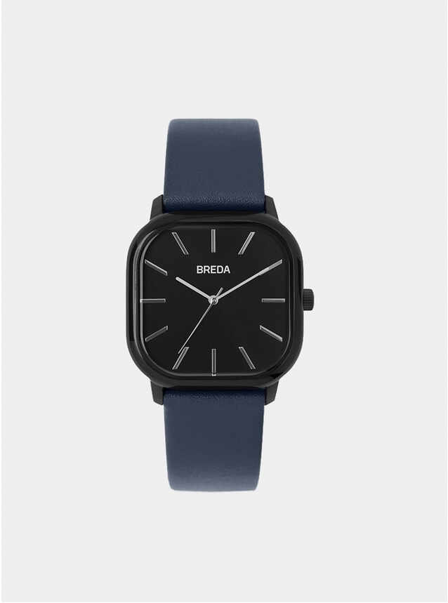 Black / Navy Visser Watch