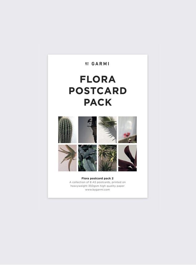 Flora Postcard Pack 2