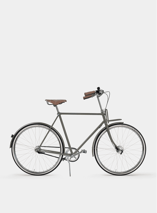 Dusty Green City Cruiser Bicycle