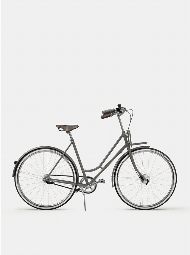 Dusty Green Lady Cruiser Bicycle