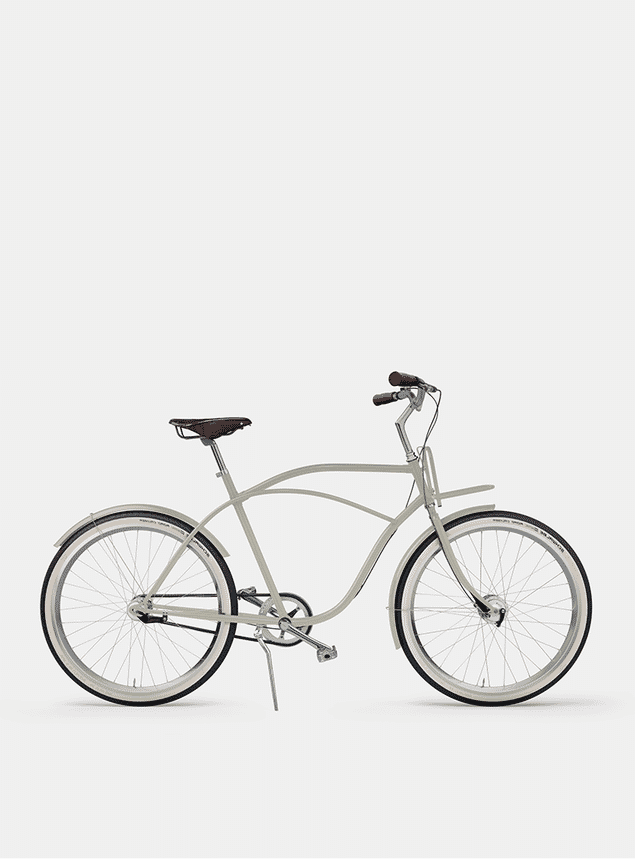 Dusty Sand City Beach Cruiser Bicycle