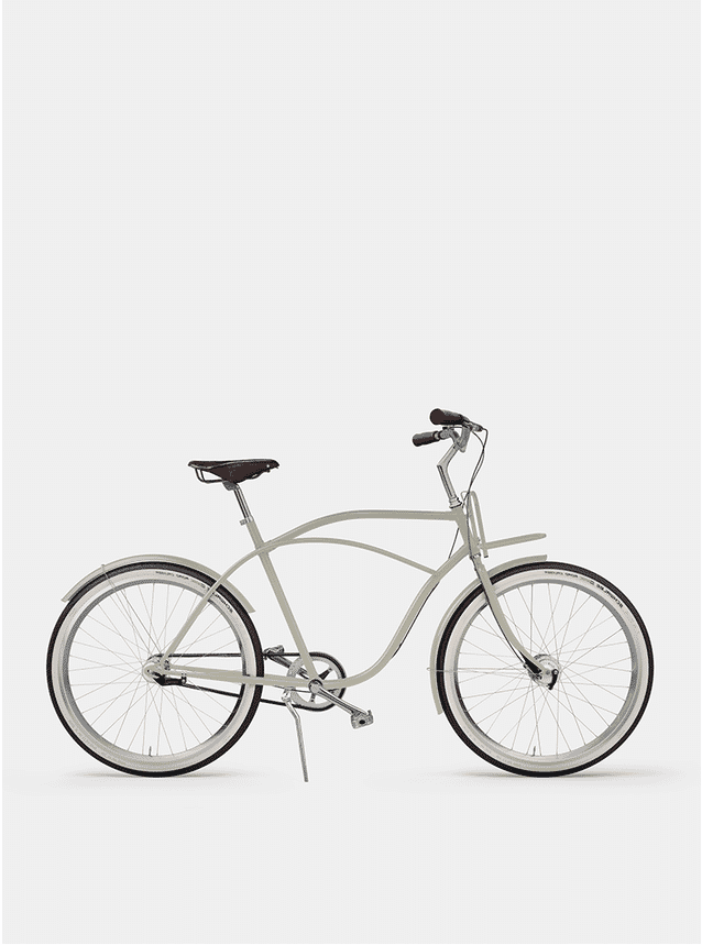 Dusty Sand City Beach Cruiser Bicycle