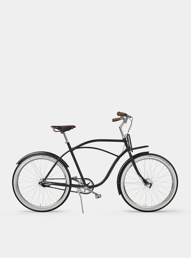 Graphite Grey  Beach Cruiser Bicycle