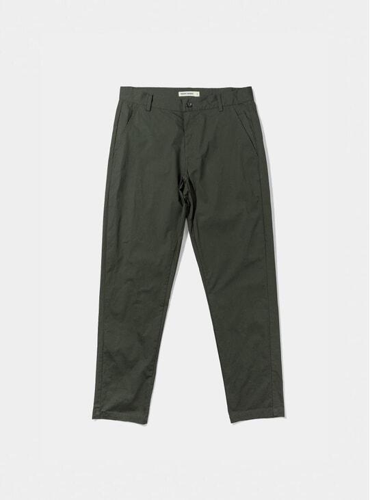 Green Bassa Paper Pants