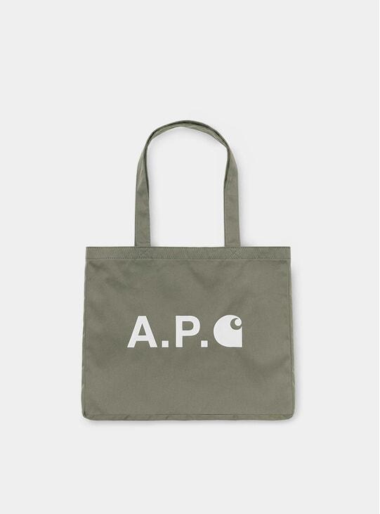 A.P.C Shopping Alan Tote