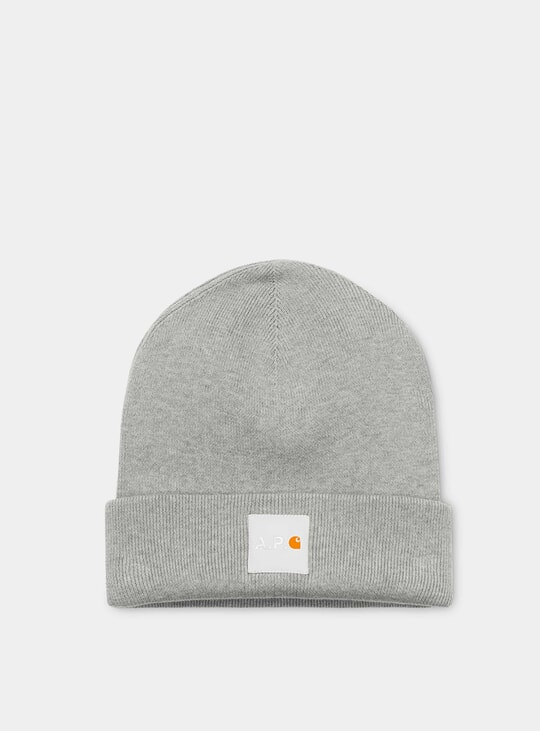 Grey Bonnet Watchtower Beanie