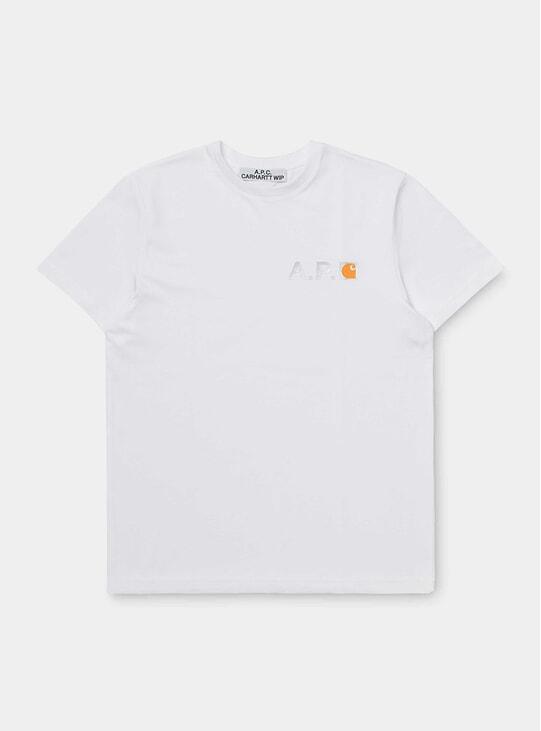 White Fire T Shirt