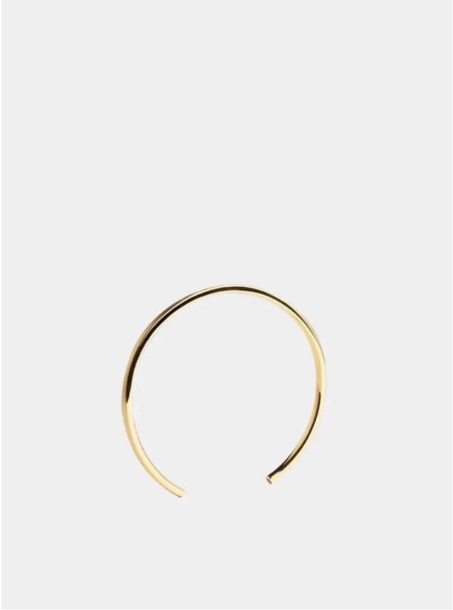 Gold 2.5mm Cuff
