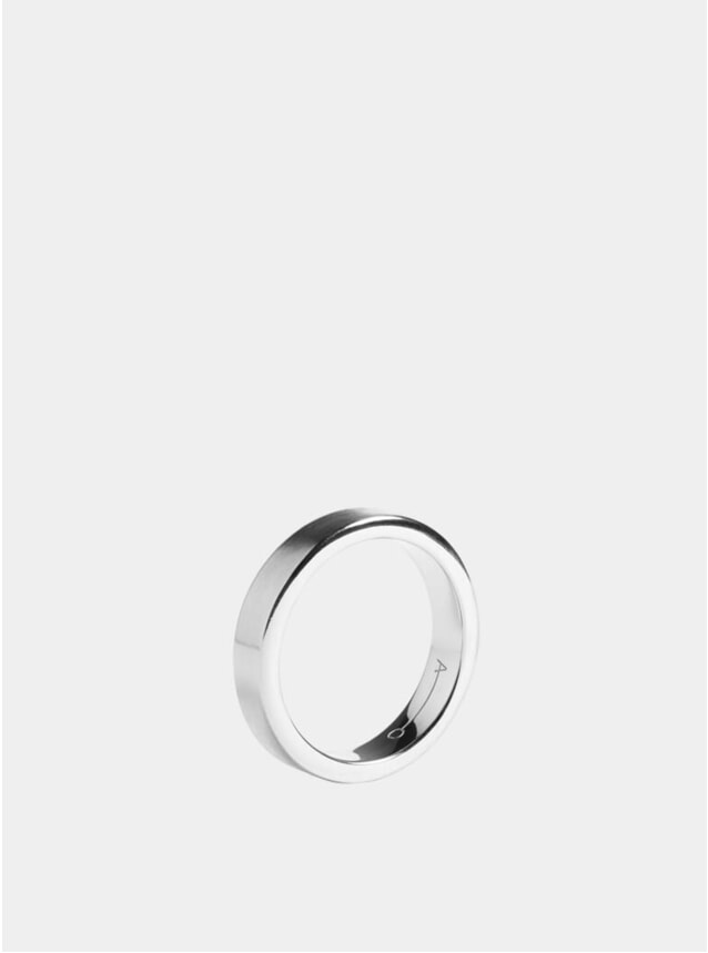 Silver 5mm Ring