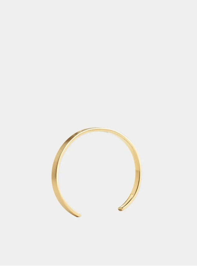 Gold Outline Cuff