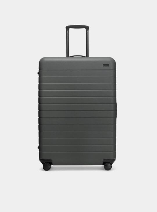 The Asphalt Large Suitcase