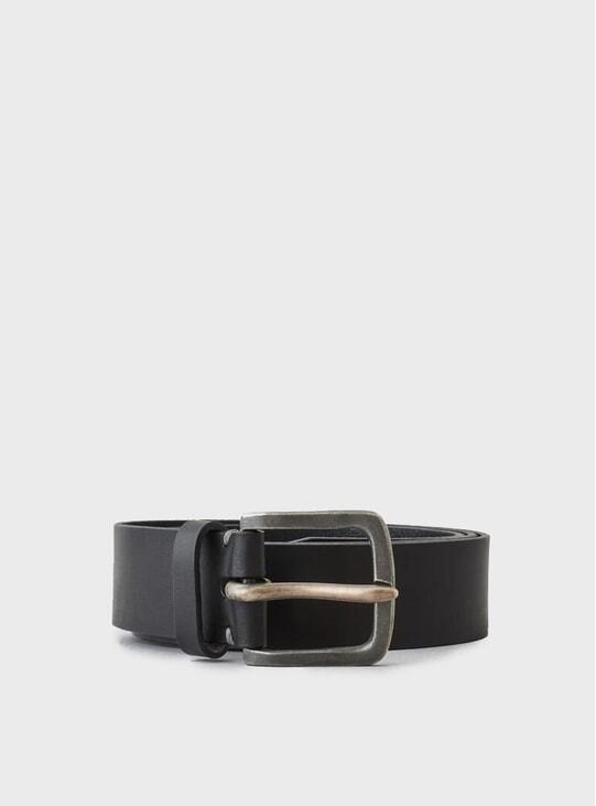 Pitch Black / Pewter Original Belt