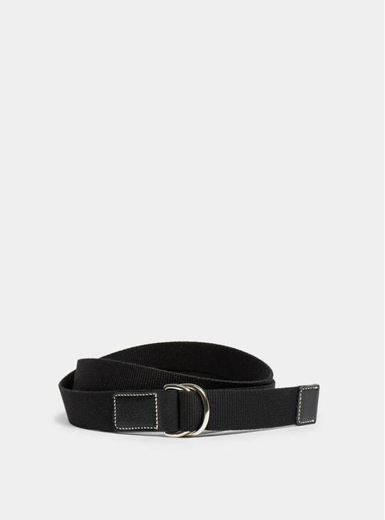 Black CC x Albam D-Ring Belt