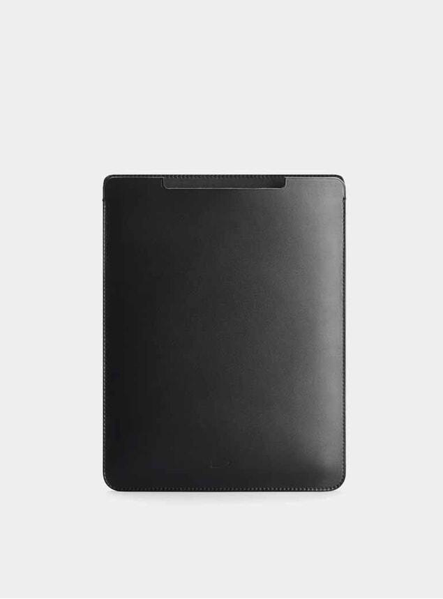 "Black 10.5"" Walton iPad  Air Leather Sleeve"