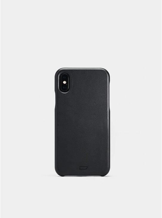 Black iPhone X Case