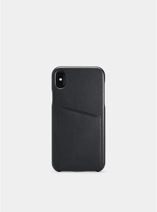 Black iPhone XR Pocket Case