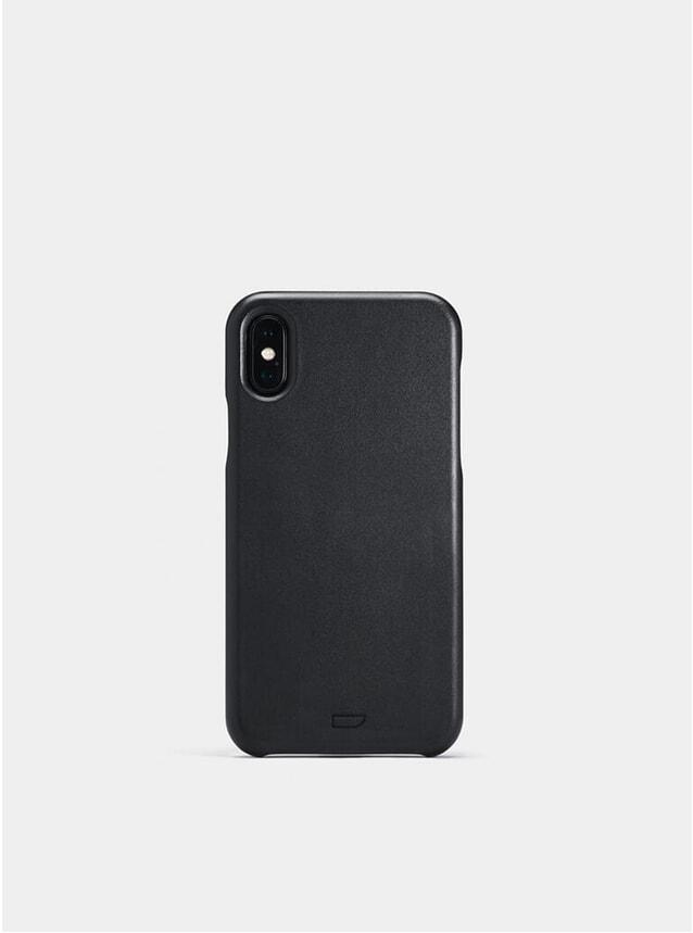 Black iPhone Xs Max Case