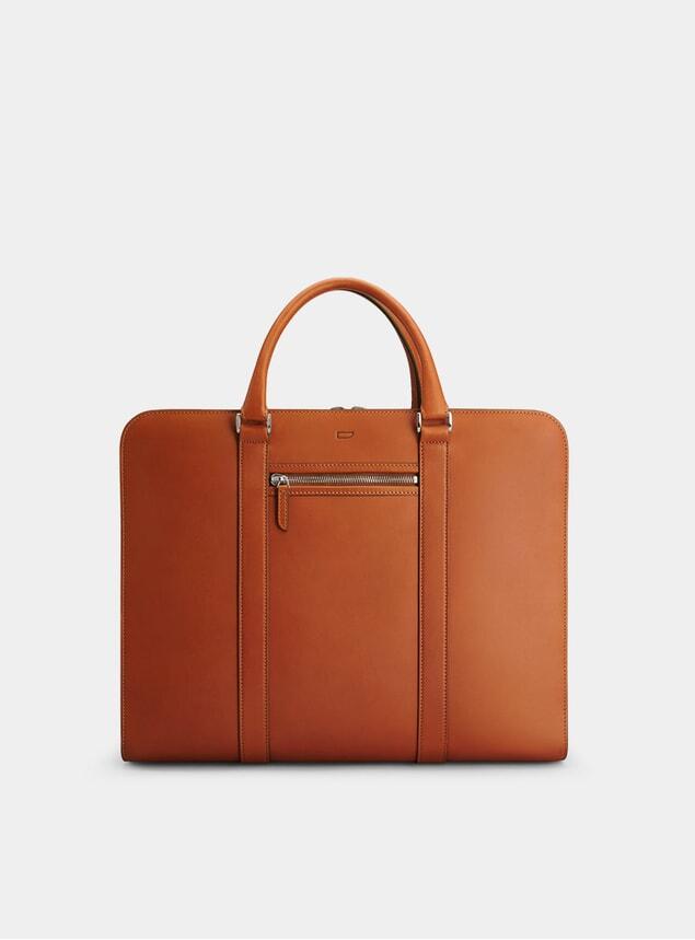 Cognac / Red Palissy 25 HR Briefcase