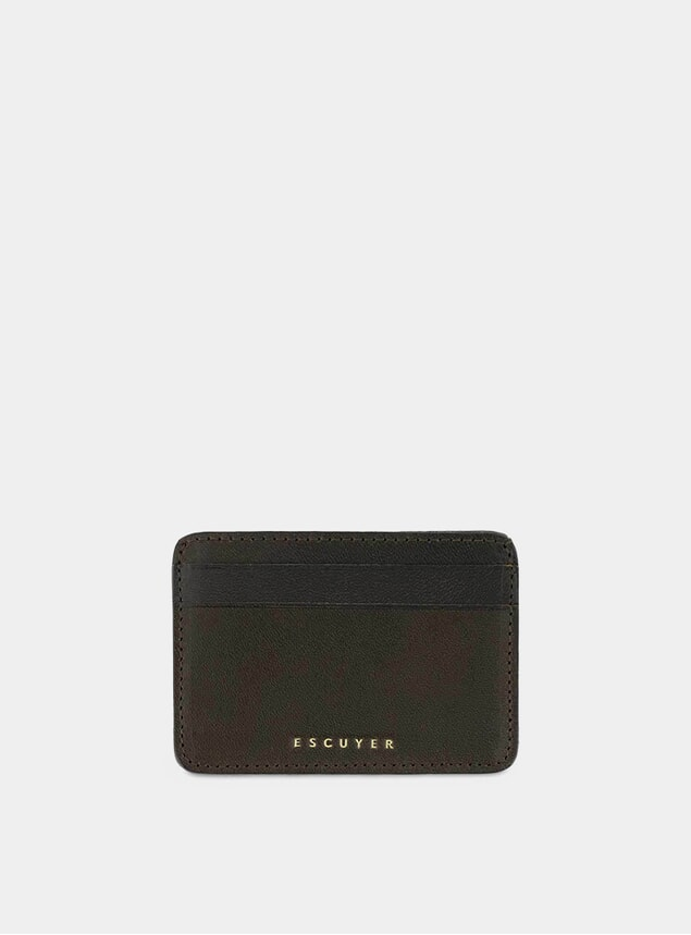 Khaki Cardholder