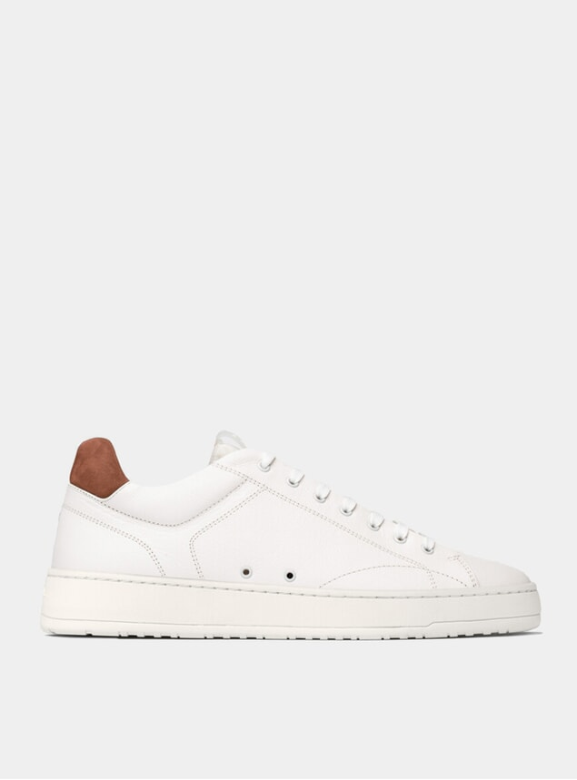 Off-Court White / Clay LT 04 Sneakers