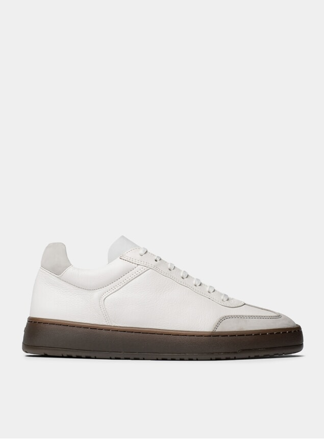 Army White LT 05 Sneakers