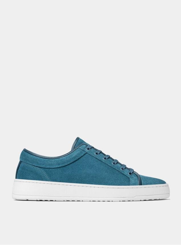 Azure Blue LT 01 Sneakers