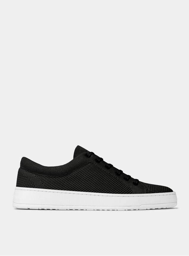 Black Tencel LT 01 Sneakers