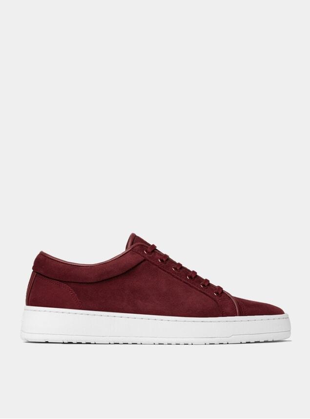 Maroon LT 01 Sneakers