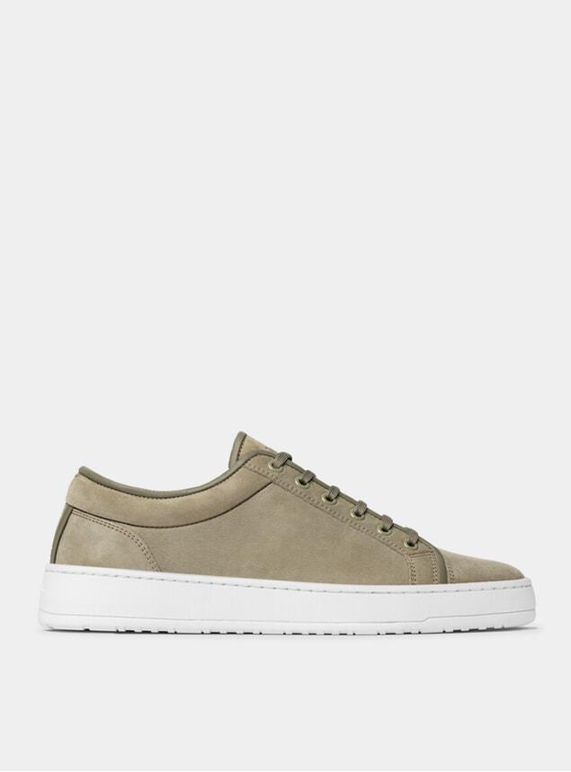 Sage Green LT 01 Sneakers